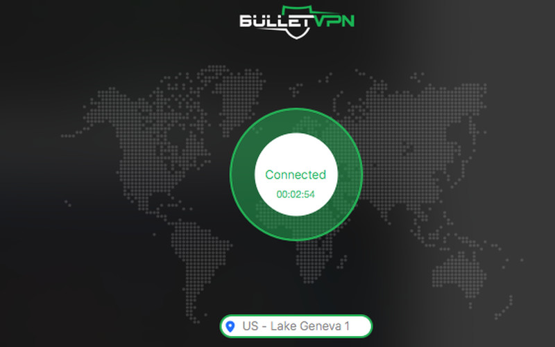 BulletVPN American Server